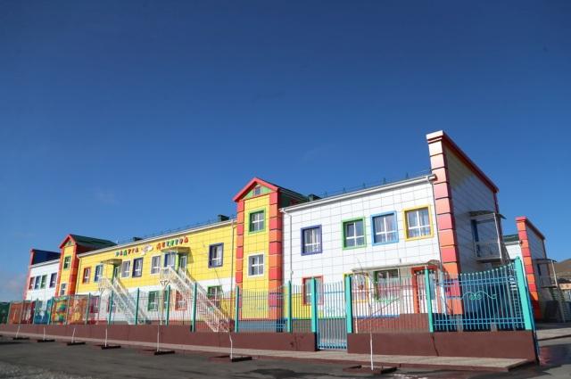 В Сунже открыли два новых детских сада.