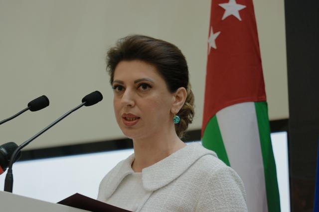 Абхазия, май 2021