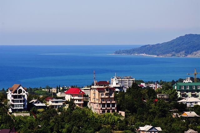 Сочинское побережье