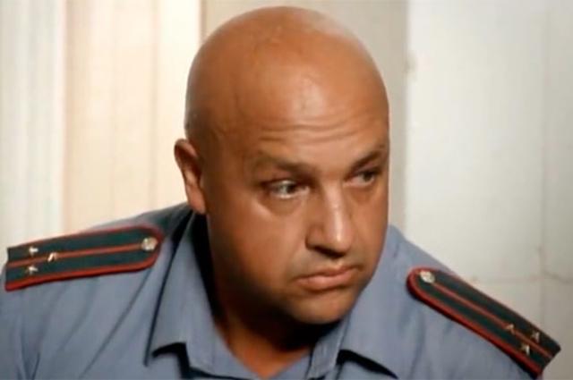 Дмитрий Гуменецкий в фильме «Цена жизни», 2013 год.