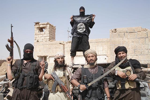 Фото для таймлайна ИГИЛ