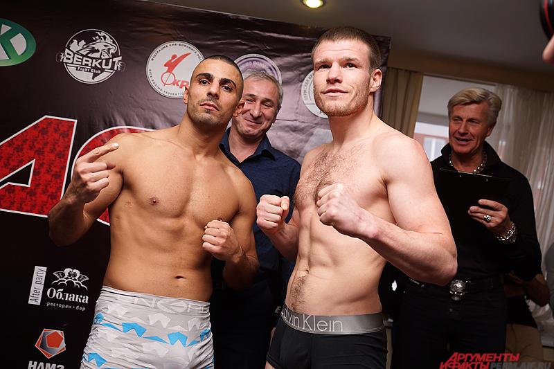 Самым ожидаемым боем для зрителей будет матч-реванш Максима Смирнова (Пермь) и Хасана Мухареба (Дания).