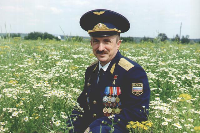 Владимир Васютин.