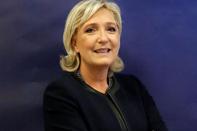 Марин Ле Пен.