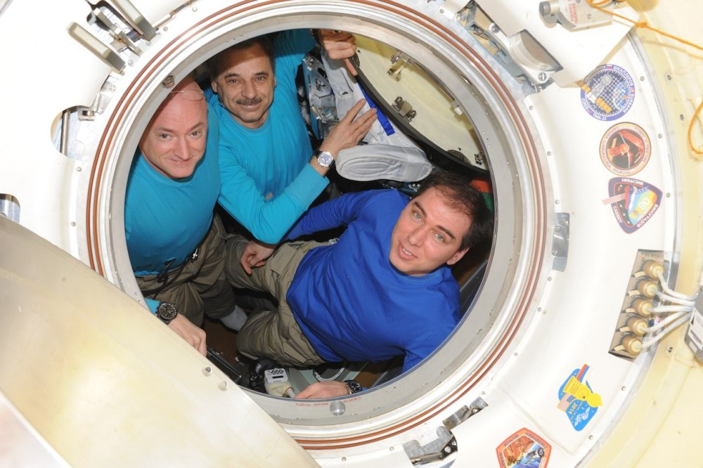 340 дней Михаил Корниенко провёл на МКС.