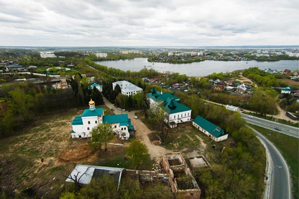 ново-иерусалимский монастырь в казани