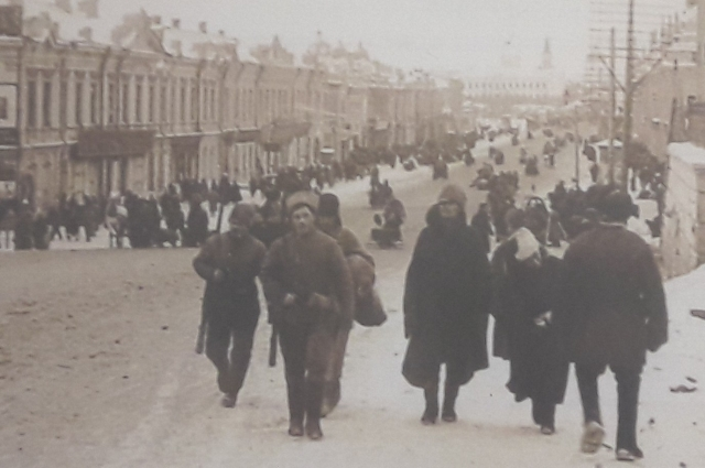Узнаваемый и поныне Любинский проспект.